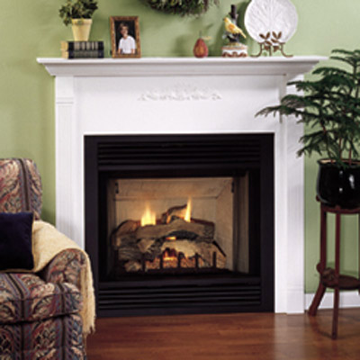 direct vent gas fireplace efficiency fireplaces